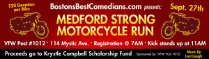 Medford Strong Motorcycle Run 2014