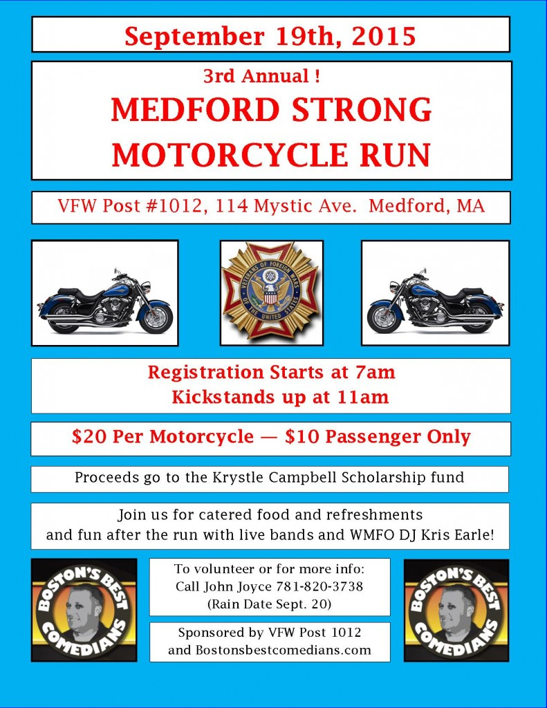 09192015 - VFW BIKE RUN